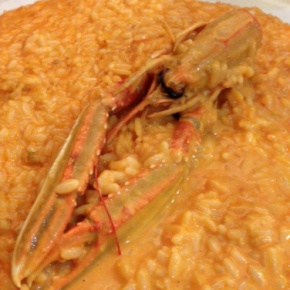 Best risotto for real al dente -lovers in Rome