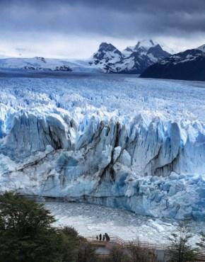 Going Gaga over Glaciers at PeritoMoreno