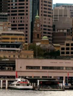 Circular Quay - Sydney, NSW, Australia