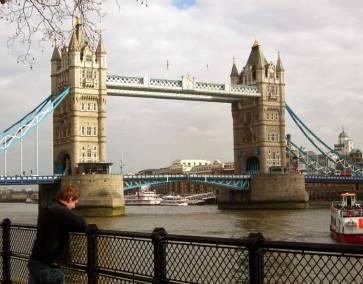 Tower Bridge - LONDON, England