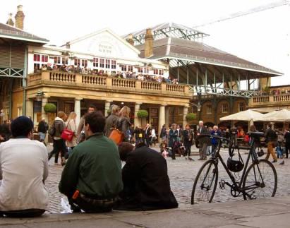 Covent Garden - LONDON, England