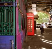 Smithfield Central Market - LONDON, England