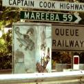 The CAPITAN COOK HIGHWAY runs for approximately 76 km (47 mi) northwest to Mossman.