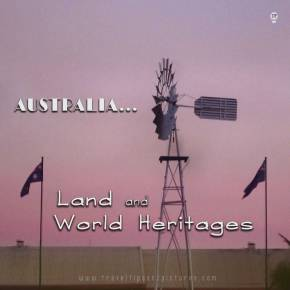 AUSTRALIA… Land and World Heritages.