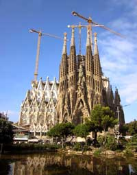 6 Interesting facts about the Sagrada Familia… BARCELONA!