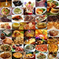 Food We Eat : Top 50 Delicious Food in the World