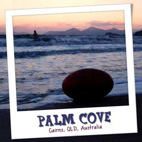 Travel Cards from PALM COVE – QLD, Australia!