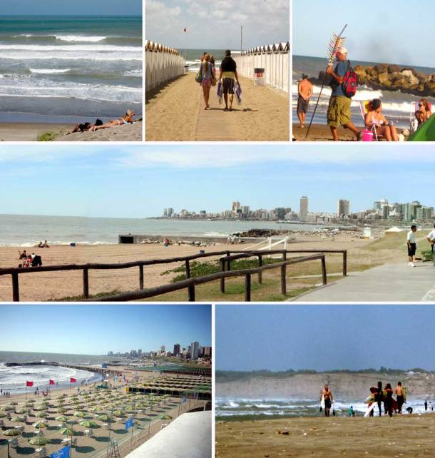 Mar del Plata, MDQ, ttp, Argentina, Buenos Aires, best beaches, travel, things to see and do, la perla, playa grande, bahia bonita, playas del sur