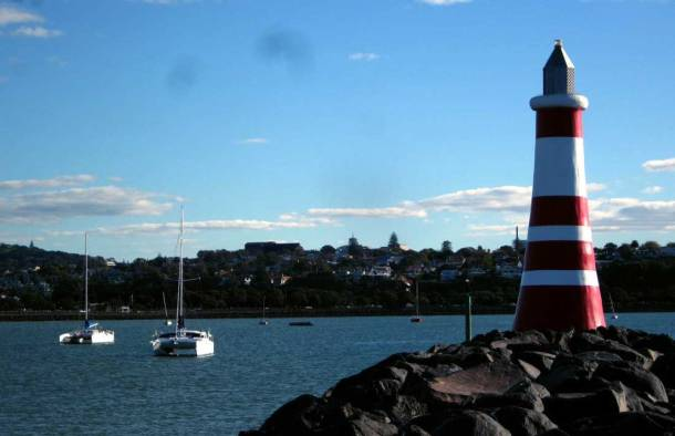 travel, destinations, photography, culture, facts, New Zealand, Kiwi, lighthouse, Auckland