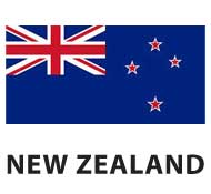 New Zealand, flag, facts