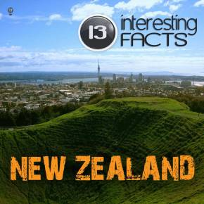 13 Interesting Facts about NEWZEALAND
